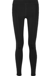 Ivy Park Stretch Jersey Leggings Black