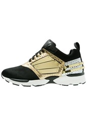Kat Maconie Shelby Trainers Multicolor Metallic Black