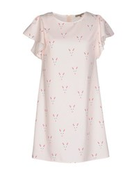Betty Blue Dresses Short Dresses Women Light Pink