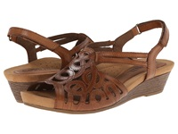 Cobb Hill Helen Tan Women's Wedge Shoes