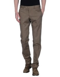 Germano Casual Pants Khaki