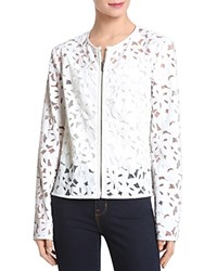 Bagatelle Lace Jacket White