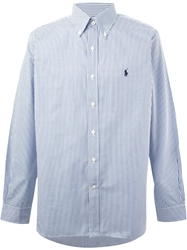 Polo Ralph Lauren Button Down Collar Striped Shirt