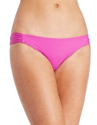 Oakley Core Solids Lowrise Bikini Bottom Berry