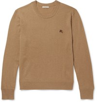 Burberry Cashmere Sweater Camel