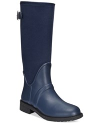 Cougar Keaton Rain Boots Women's Shoes Navy