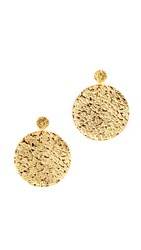 Gorjana Faye Earrings Gold