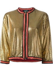 Jean Paul Gaultier Vault Metal Chainmail Jacket Metallic