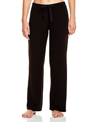 Natori Brushed Lounge Pants Black