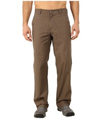 Mountain Khakis The Original Mountain Pant Terra Men's Outerwear Brown