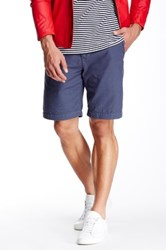 Save Khaki Novelty Stripe Bermuda Short Blue