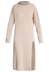 2Nd Day Zuky Jumper Dress Beige