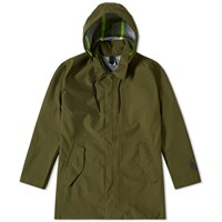 Nikelab Essentials Parka Green