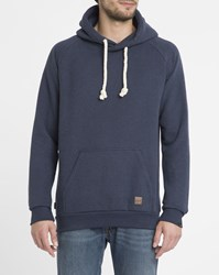 Forvert Navy Basic Angelo Hoody Blue
