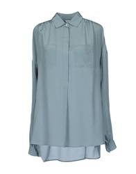 Barba Blouses Sky Blue
