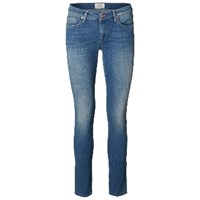 Selected Medium Blue Elena Mr 1 Cayan Vintage Jeans