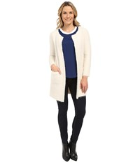 Sanctuary Super Soft City Coat Winter White Women's Coat