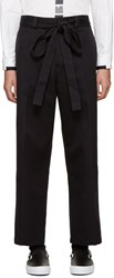 Tomorrowland Navy Wide Trousers