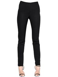 Thierry Mugler Slim Fit Techno Blend Cady Pants