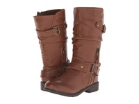 Report Matt Dark Tan Women's Boots Brown