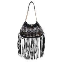 Sonia Rykiel Domino Fringe Shoulder Bag