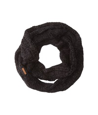 Coal The Madison Scarf Heather Black 1 Scarves