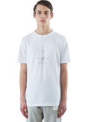 Colo Jan Randrup Crew Neck T Shirt White