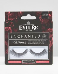 Eylure Enchanted After Dark False Lashes Queen Of The Night Black