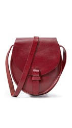 One By Most Wanted Saddle Bag Red