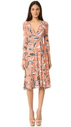 Yumi Kim Around Town Dress Harvest Moon Cinnamon