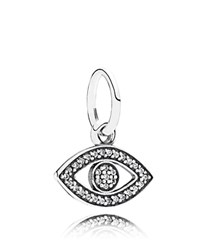 Pandora Design Pandora Pendant Sterling Silver And Cubic Zirconia Symbol Of Insight Moments Collection Silver Clear