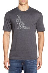 Men's Merrell 'Polar Hound' Graphic Crewneck T Shirt