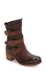 A.S.98 Women's Xyrus Buckle Strap Boot