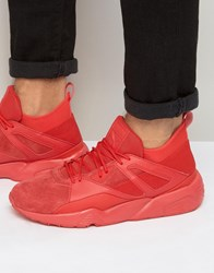 Puma Blaze Of Glory Sock Trainers In Red 36203803 Red