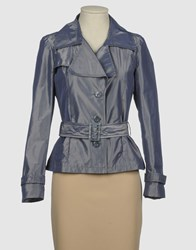 Guess By Marciano Coats And Jackets Jackets Women Slate Blue