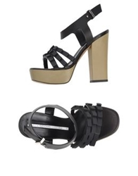 Camilla Skovgaard Sandals Black