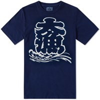 Blue Blue Japan Great Catching Tee