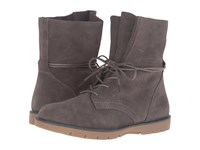 Chinese Laundry Next Up Grey Split Suede Women's Shoes Gray