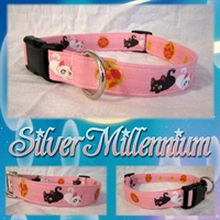 Silver Millennium By Fangirlcollars On Etsy