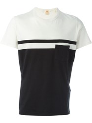 Levi's Vintage Clothing Colour Block T Shirt Black