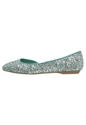 New Look Jazz Ballet Pumps Mint Green
