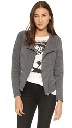 Generation Love Wes Moto Jacket Charcoal