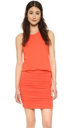Sundry Sleeveless Dress Tomato