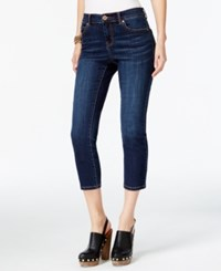 Inc International Concepts Regular Fit Cropped Leg Orchid Wash Jeans Only At Macy's
