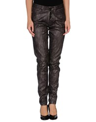 2Nd Day Trousers Casual Trousers Women Steel Grey