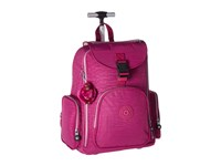 Kipling Alcatraz Ii Backpack With Laptop Protection Purple Raisin Backpack Bags Pink