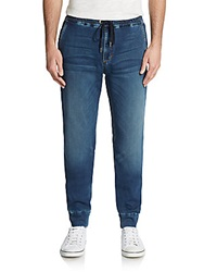 Joe's Jeans Quest Slim Denim Jogger Pants Elwood