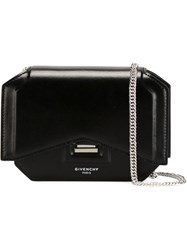 Givenchy 'Bow Cut' Shoulder Bag Black
