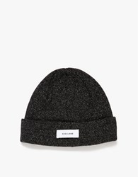 Soulland Villy Beanie Black Silver