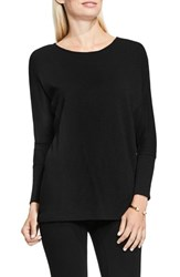 Vince Camuto Women's Two By Slit Sleeve Saturday Shirt